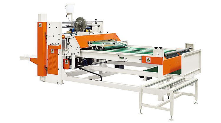 Semi-Automatic Box Making Equipment | Carton Machinery | Guangfang